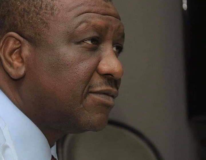 LE MINISTRE HAMED BAKAYOKO ET SIDIKI DIABATE AUX OBSÈQUES DE DJ ARAFAT