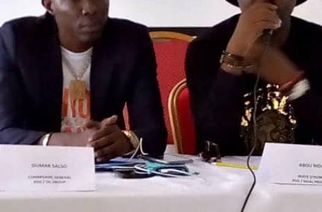 ABOU NIDAL ET OUMAR SALSO LANCENT LA JOURNÉE DU PARDON À DIVO ( RÉGION DU LÔH-DJIBOUA)